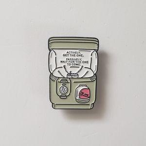 🐢2/$15 Gashapon Machine Pin